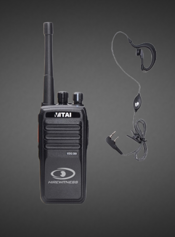 Two-Way Radio & Accessories
