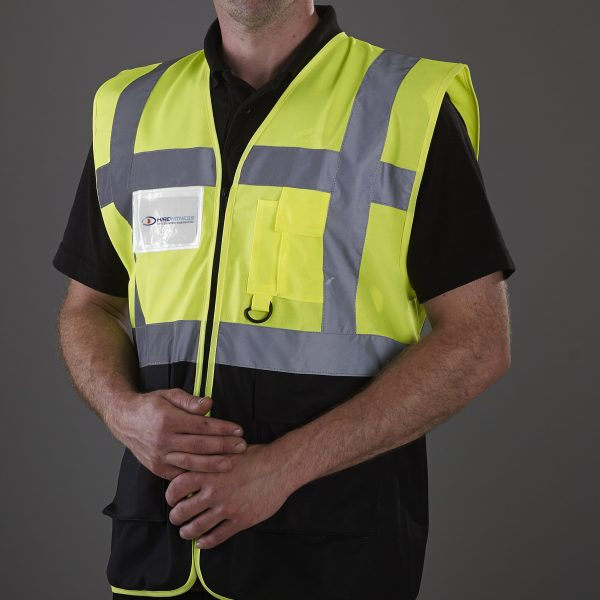 HVW801-Hi Vis Yellow-Black
