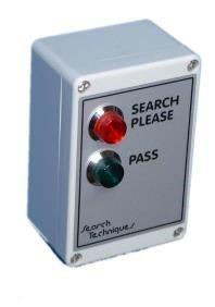 HW Remote Indicator Unit (HW SS4000 REM IND)