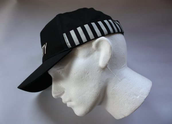 UK SECURITY OFFICERS BASEBALL CAP/HAT WITH DUTY STRIPE