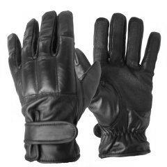 KEVLAR ANTI-SLASH LEATHER GLOVES KNUCKLE with PROTECTION